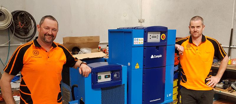 air compressor servicing whangarei